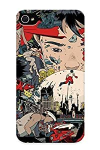 Anti-scratch And Shatterproof Akira Tetsuo Pills Anime Kaneda Phone Case For iphone 6 plus 5.5 High Quality Tpu Case