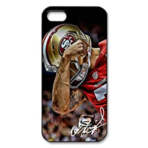 NFL San Francisco 49ers Colin Kaepernick iPhone 5c Case Cover Slim-fit Hard SF 49ers Cover Case