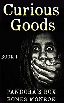 Curious Goods Pandoras Box Book ebook product image