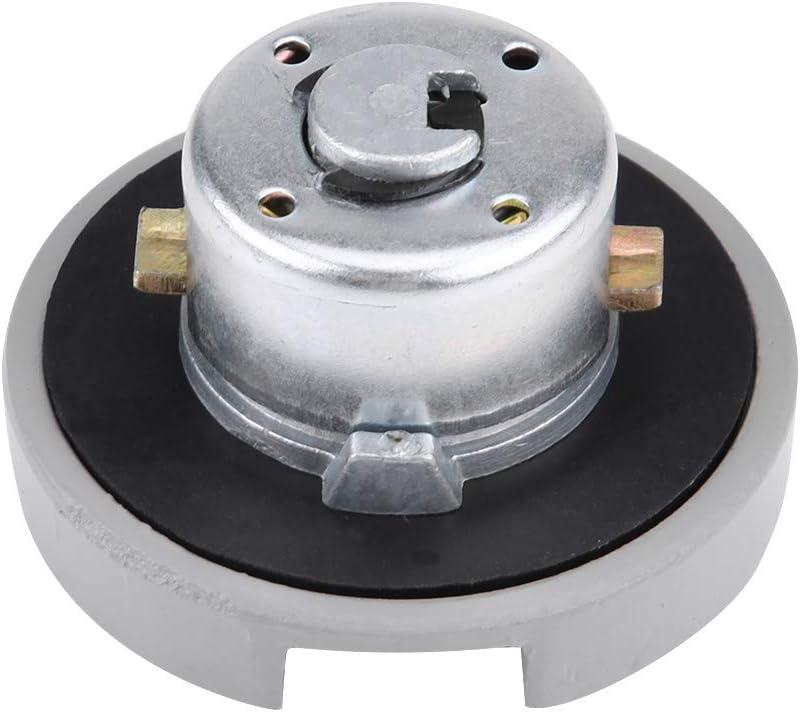 llave de interruptor de encendido Bloqueo de la tapa del tanque de gas para GY6 50cc Jonway Taotao Roketa Scooter Ciclomotor Yctze Bloqueo de la tapa del tanque de gas