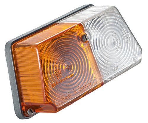 Sidecar front lamp (PF232-3726000B) Dnepr 11/16, K-750, MB750, MT10-36, MT9, Ural