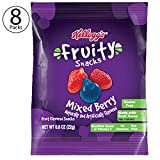 Assorted Candy Variety Pack - Bulk Fruit Snacks for Kids - Includes Gushers, Fruit Roll Up, Fruit By the Foot, Welch's, Mott's, Scooby Doo, Black Forest and Kellogg's