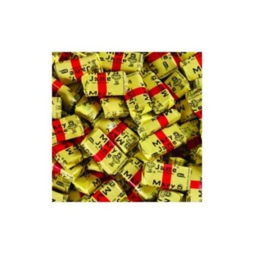 Mary Jane Original Peanut Butter and Molasses Classic Chew Candy, 30 Pound - 1 each.