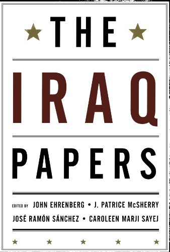 The Iraq Papers Iraq Papers