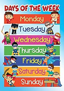 months of the year poster early years poster amazon co uk office
