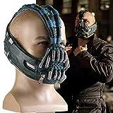 Batman Bane Mask Costume, Bane Mask Adult