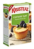 Krusteaz Custard Tart Supreme Dessert Mix, 7.2 Pound (Pack of 8)
