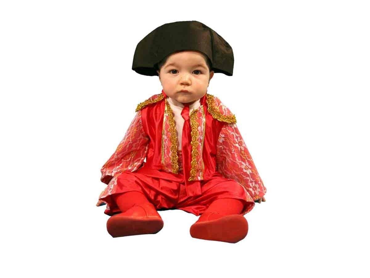 Amazon.com: Disfraz de torero, bebé 6 – 12: Toys & Games
