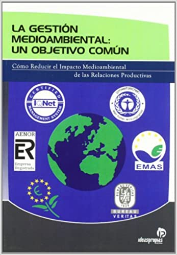 Descargar pdf libros completos La gestión medioambiental: un objetivo común (Gestión empresarial) en español PDF iBook
