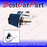 00 01 02 03 04 05 Toyota Celica GTS 1.8 Vvtli Short Ram Intake Blue (Included Air Filter) #Sr-ty005b