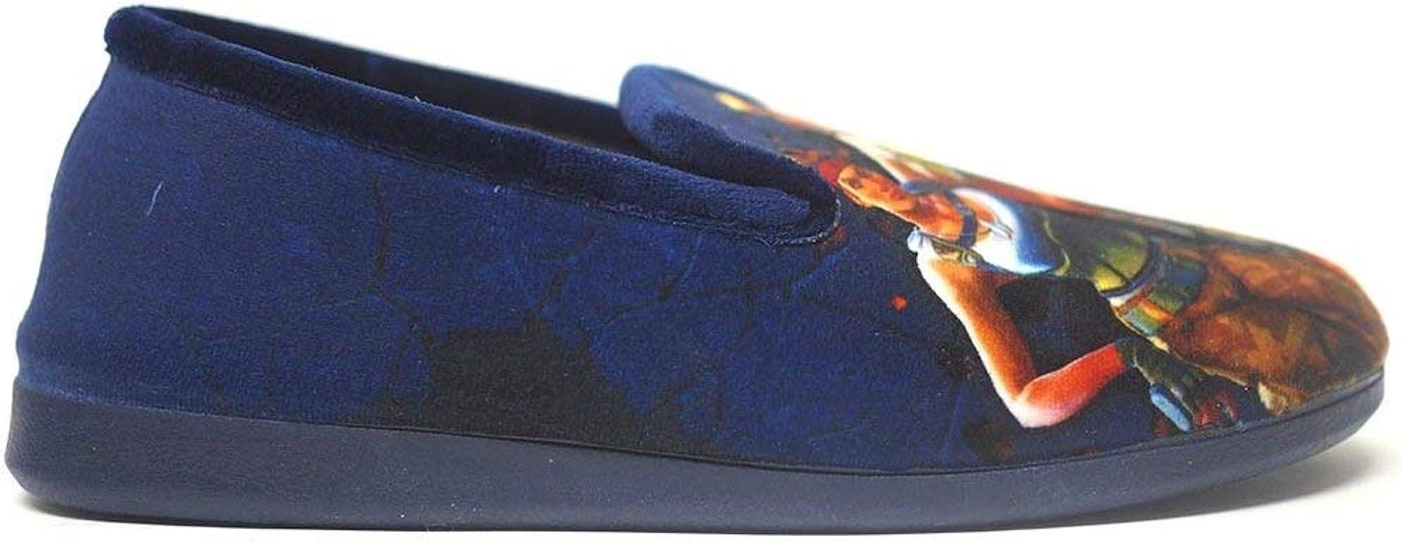 Zapatillas De Estar por casa para Mujer Fabricada en España 10840 Marino - Color - Marino, Talla - 38: Amazon.es: Zapatos y complementos