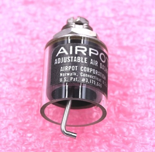 Adjustable Air Dashpot Valve #61321-2
