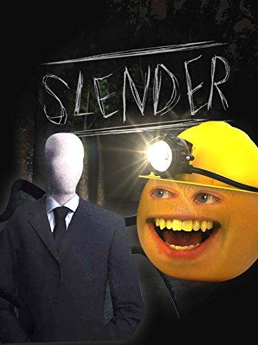 Clip  Annoying Orange Vs Slender