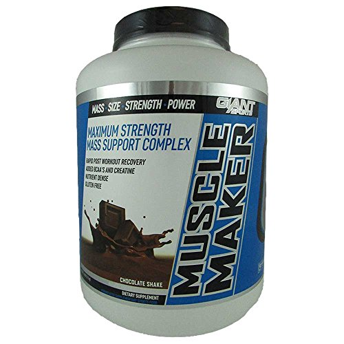 Giant Sports Muscle Maker  Chocolate  6 Pound