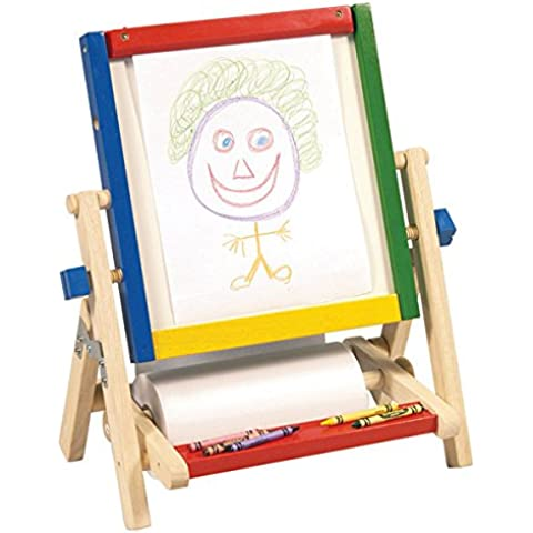 4-in-1 Flipping Tabletop Easel - 1 Flipping Tabletop Easel