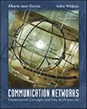 img - for Communication Networks: Fundamental Concepts and Key Architectures by Alberto Leon-Garcia (2003-05-30) book / textbook / text book