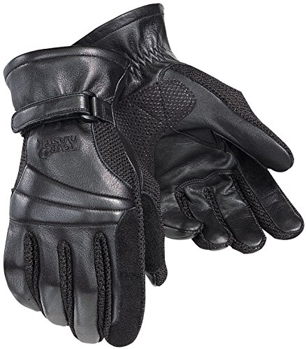 Tourmaster Gel Cruiser 2 Mens Leather/Textile Gloves - Medium