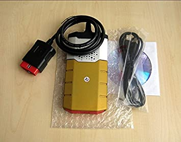 Delphi DS150e Gold Pro Diagnostic Tool OBD2 CAN Cars and