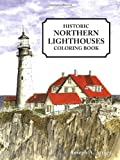 img - for Northern Lighthouses Coloring Book book / textbook / text book