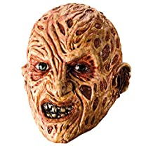 Rubies Costume A Nightmare on Elm Street Freddy Krueger Mask