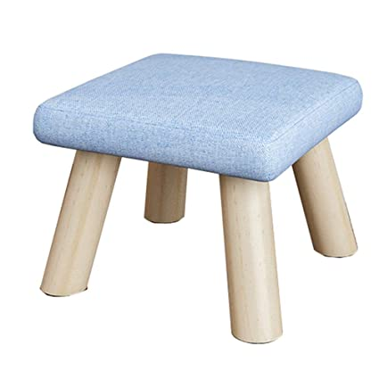 Pleasing Cui Xia Uk Footstool Small Stool Solid Wood Home Kitchen Ocoug Best Dining Table And Chair Ideas Images Ocougorg