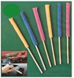 Microfiber Stick for Cleaning the Smallest Spaces | Great for Home or Car | Set of 6 | By Trenton Gifts