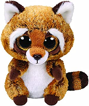 Ty Rusty, Waschbär 15cm Peluche Mapache (United Labels Ibérica 36941TY)