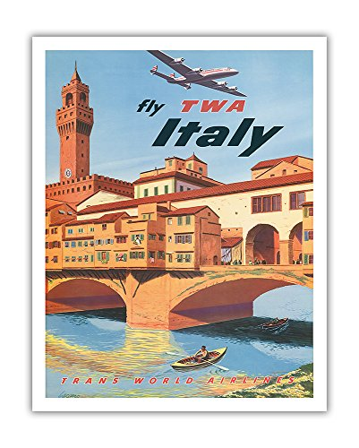 Italy Vintage Art - 8