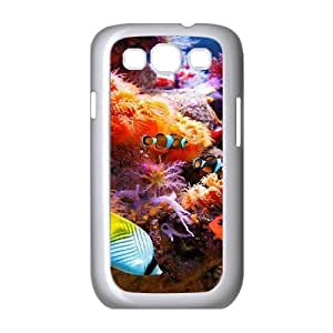 Colorful fish ZLB607084 Personalized Phone Case for Samsung Galaxy S3 I9300, Samsung Galaxy S3 I9300 Case