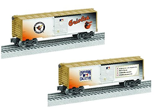 Lionel Cooperstown Collection Baltimore Orioles Boxcar