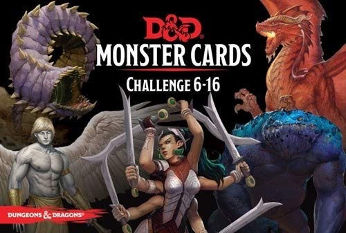 photograph relating to Printable Monster Cards 5e named DD: Monster Playing cards 5e Package Which includes Monster Playing cards - Difficulty 0-5 Deck and Trouble 6- 16 Deck
