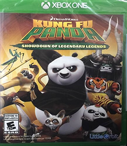 Kung Fu Panda: Showdown of Legendary Legends - Xbox One by Little Orbit
