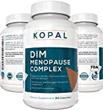 KOPAL DIM Supplement 250mg – with Bioperine®, Black Cohosh, Dong Quai | Menopause