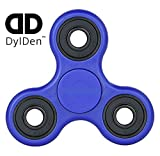 Fidget Spinner by DylDen Premium Quality Ceramic Hybrid Bearings ABS, Use ...