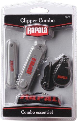 Rapala Clipper Combo (Rapala Fishing Clipper)