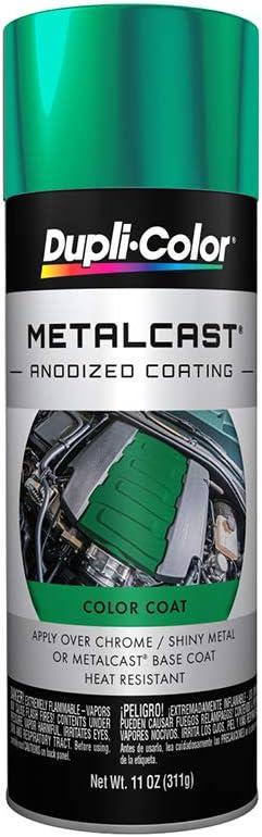 VHT Mtl Cast Green Anodized