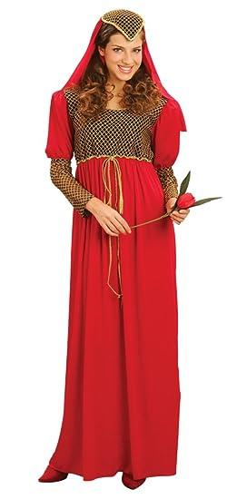 Amazon.com: Bristol Novelty AC280 Juliet Costume, UK 10-14 ...