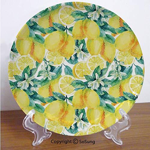 Lemon Plate Salad Tree - Modern 7
