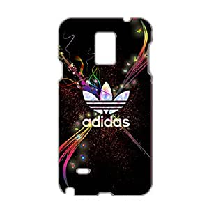 Classical Phone Case Adidas Logo Phone Case 3D Famous Hard Skin for Samsung Galaxy Note 4 with Adidas Logo