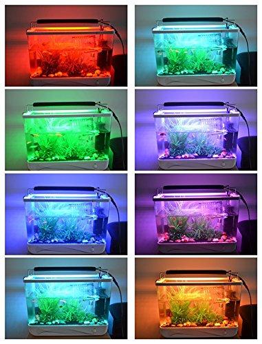 Aquarium Beleuchtung | Runqiao Hi Lumen 58cm Rgb Dimmbar 24key Led Aquarien