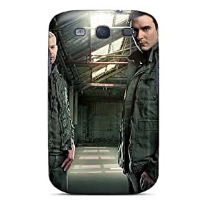 Excellent Hard Phone Cover For Samsung Galaxy S3 With Custom Trendy Breaking Benjamin Series PhilHolmes