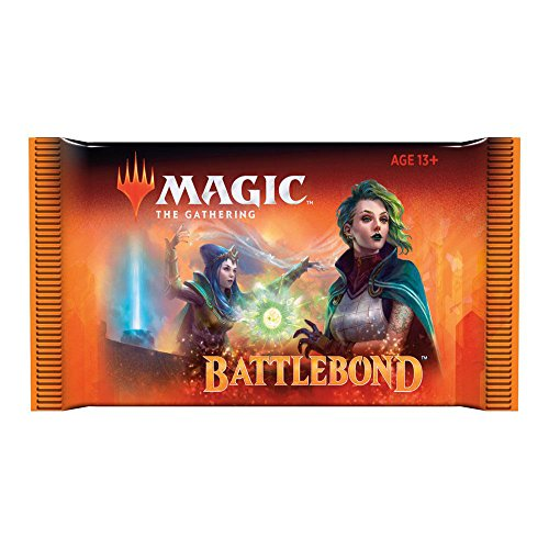 Mtg Magic The Gathering - MTG Magic The Gathering Battlebond Booster Box - 36 packs of 15 cards each