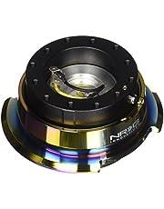 NRG Innovations SRK-280BK/MC Quick Release (Black Body/Titanium Chrome Ring)