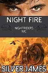 Night Fire (Nightriders MC Book 3)