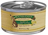 Hound and Gatos Lamb and Lamb Liver Canned Cat Food 5.5OZ 24 Cans For Sale