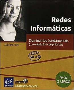 Pack De 2 Libros: Redes Informáticas. Dominar Los Fundamentos ...