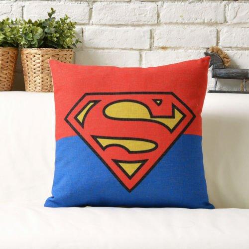 damuyas Super Hero funda para cojín funda de almohada de los ...