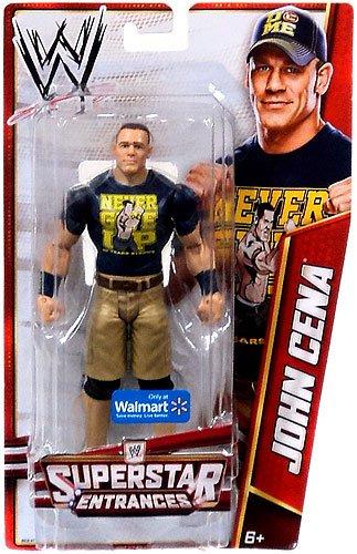 Mattel WWE Wrestling Exclusive Superstar Entrances Action Figure John Cena