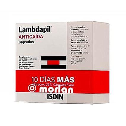 ISDIN LAMBDAPIL CÁPSULAS ANTICAIDA 30 CAPSULAS + 33% EXTRA