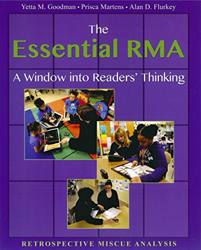 The Essential RMA - A Window into Readers' Thinking